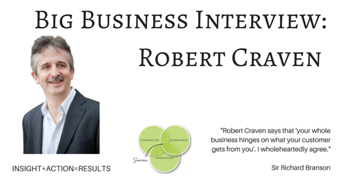 Big Business Interview Robert Craven