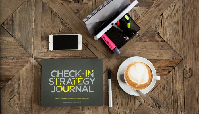 Checkin Journal 1